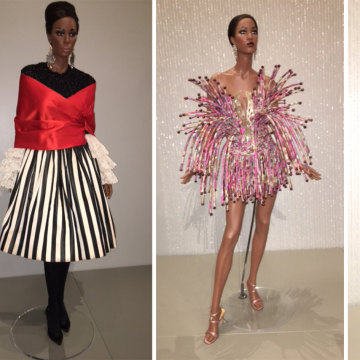 Image: Ebony Fashion Fair Show Ensembles