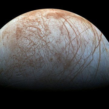 Image: FILES-SPACE-JUPITER-EUROPA-MOON