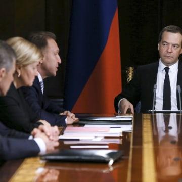 Image: Dmitry Medvedev