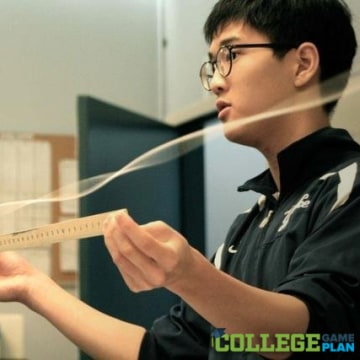 Image: Bum Shik Kim, a sophomore at Williams College