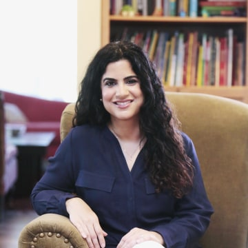 Author Hena Khan