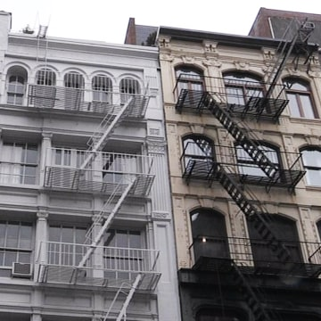 Image: 27 Howard St in Manhattan