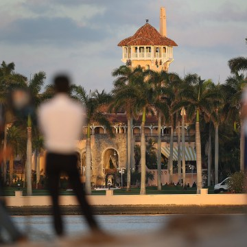 Image: The Mar-a-Lago Resort