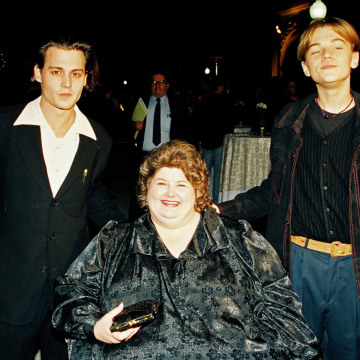 """Image: Darlene Cates, known for playing the mother in """"What's Eating Gilbert Grape,"""" has died"""