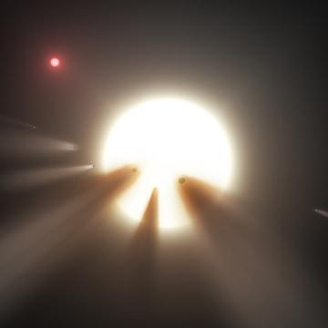 Image: Tabby's Star (KIC 8462852)