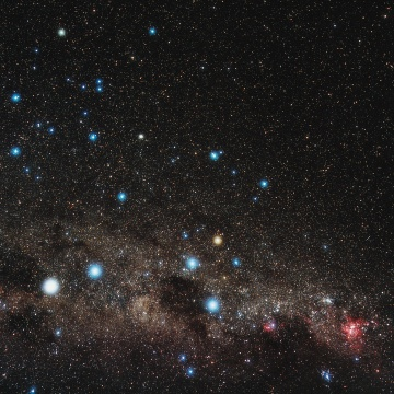 Centaurus constellation