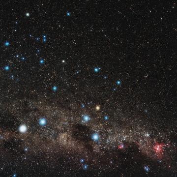 Centaurus constellation