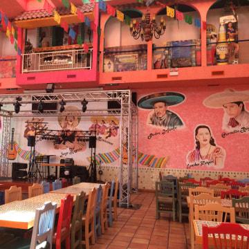 Mi Tierra Restaurant in Chicago's Little Village/La Villita