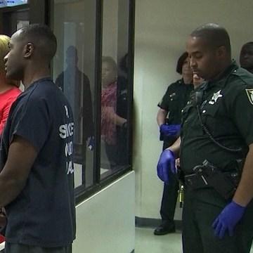 IMAGE: Allen Dion Cashe in court