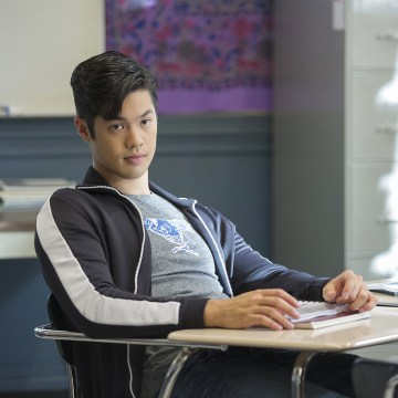 "Ross Butler in Netflix's ""13 Reasons Why"""