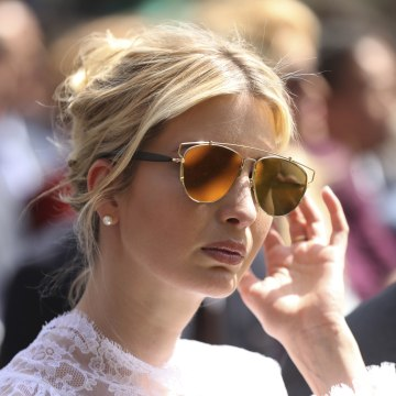 Trump's Made in America Slogan Doesn't Fit Ivanka's ...