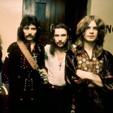 Image: Black Sabbath File Photos