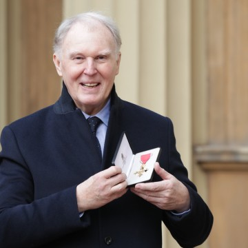 Image: (FILE) Actor Tim Pigott-Smith dies aged 70