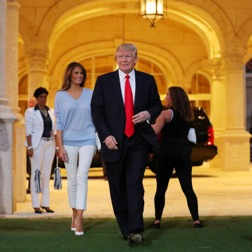Trump's Mar-a-Lago Travel Triggers Cost and Ethics ...