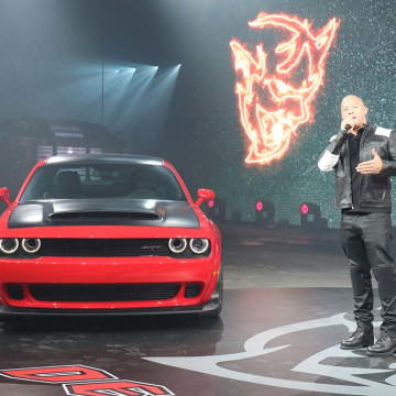new dodge demon is the fastest production car in the world