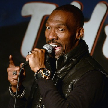 Image: Charlie Murphy performs at a comedy club in Pasadena
