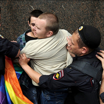 RUSSIA-GAYS-RIGHTS-DEMO