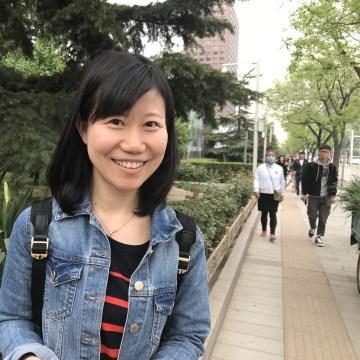 Image: Jenny Zhen, mandarin teacher