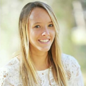 Image: Laeticia Brouwer, 17, died after being attacked by a shark while surfing in Esperance, Western Australia