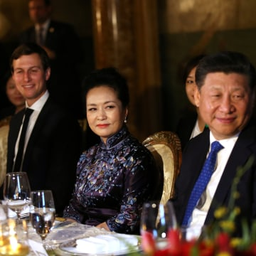 Image: Ivanka Trump and China's President Xi Jingping