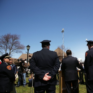 Image: 4 Bodies Found In Central Islip Park Draws New Attention On Long Island Town's Struggle With Gang Violence