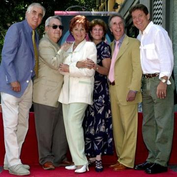 Garry Marshall, Tom Bosley, Marion Ross, Erin Moran, Henry Winkler, Anson Williams