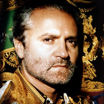 Fashion Designer Gianni Versace