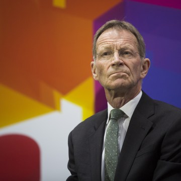 Image: Director of Tate Sir Nicholas Serota