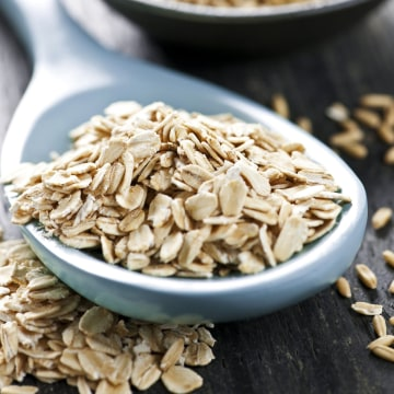 Image: Rolled oats