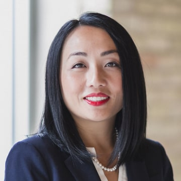 Attorney Kristy Yang is running for Milwaukee County circuit court.