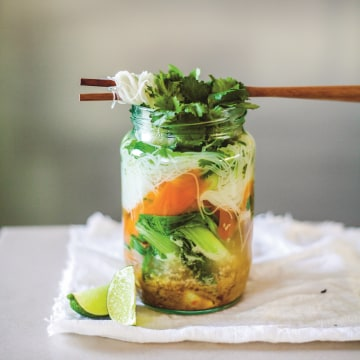 Image: Thai Green Coconut Curry Instant Jar Soup
