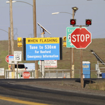 Image: Hanford Nuclear Reservation