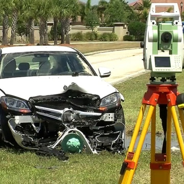 Image: Car crash in Florida