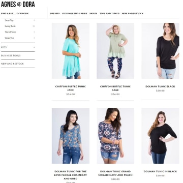 Agnes and Dora screenshot