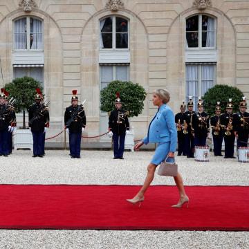 Image: Brigitte Macron