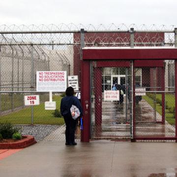 Image: Stewart Detention Center in Lumpkin, Ga.