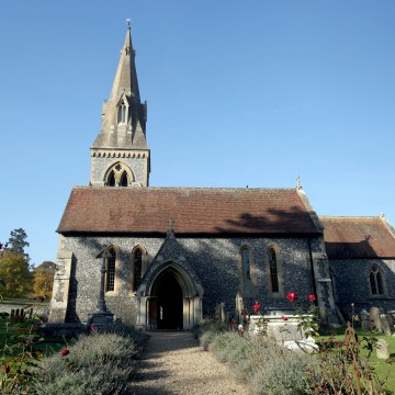 Image: St Mark's Church