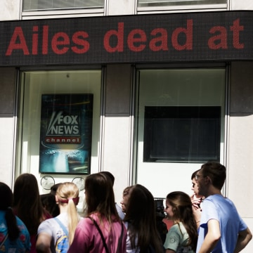 Image: Roger Ailes Dies at 77
