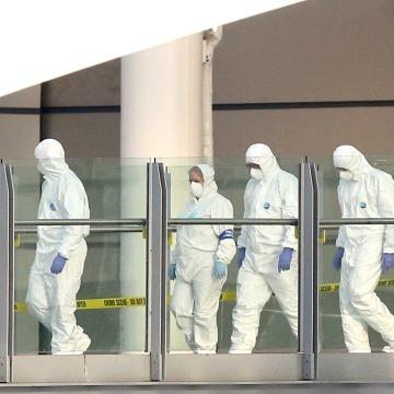 Image: Deadly Blast Kills 22 at Manchester Arena Pop Concert
