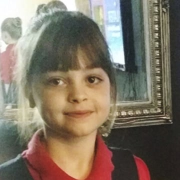Image: Saffie Rose Roussos, one of the victims of an attack at Manchester Arena