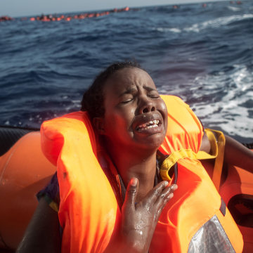 Image: Search And Rescue Enters Peak Season For MOAS Operations