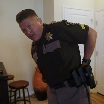 Image: King County sheriff's deputy Jaime Deer out as transgender after identifying most of his life as a lesbian