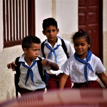 Image: Afro-Cuban Education