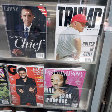 Image: Ebony magazine on newsstands