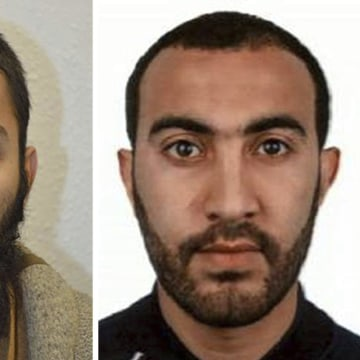 Image: Khuram Shazad Butt, Rachid Redouane and Youssef Zaghba, are suspects of Saturday's terror attack at London Bridge