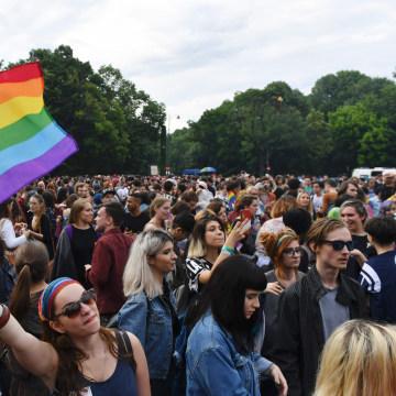 Image: ROMANIA-LGBT-PRIDE
