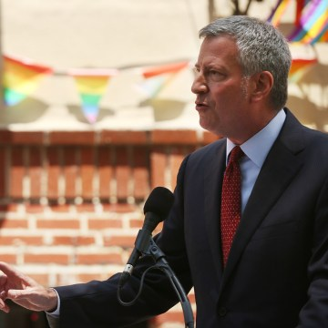 Stonewall Inn Is Dedicated As National Monument