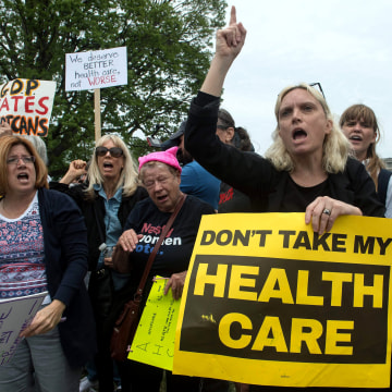 Image: Healthcare Protest