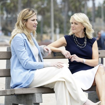 Image: Megyn Kelly with Erin Andrews