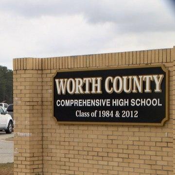 Image: Worth County Comprehensive High School